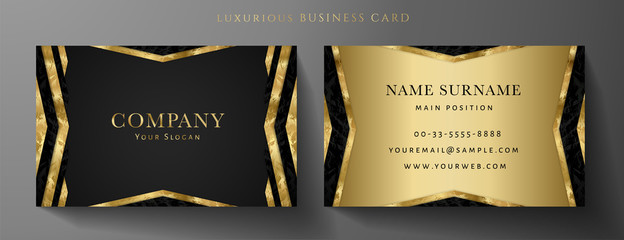 Jewelry Business Card Photos Royalty
