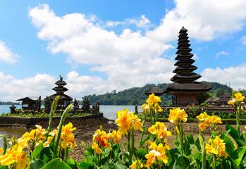 Ulun Danu temple, Bali island, Indonesia