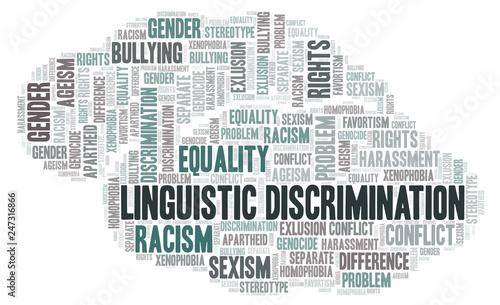 Linguistic Discrimination - ty...
