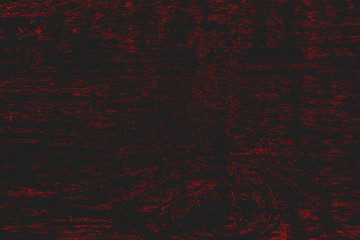 Dark red grunge background. Texture of old paint.
