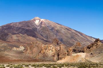 El Teide - Teneryfa