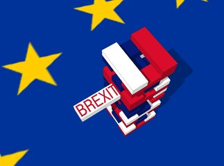 Wooden Tower Brexit Unstable