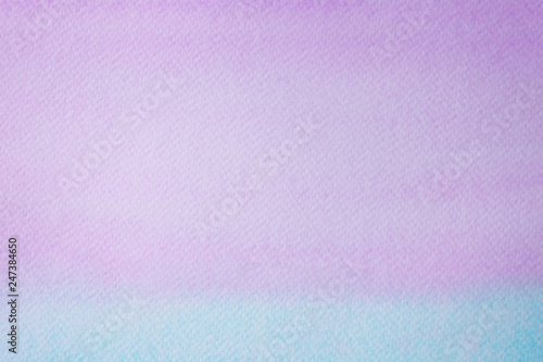 Watercolor Background Art Abstract Violet And Green