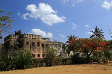 Old Fort in Stone Town, Zanzibar City, Zanzibar, Tanzania