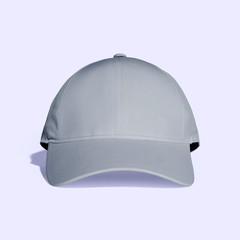 Slate Gray Baseball Cap Mock up