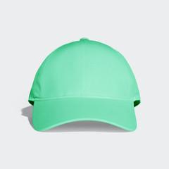 Medium Spring Green Baseball Cap Mock up