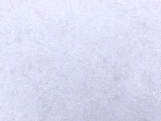 Snow crust, background, texture, copy space