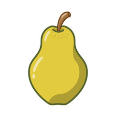 fresh fruit pear