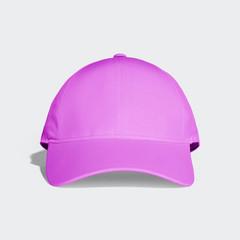 Purple Fuchsia Baseball Cap Mock up