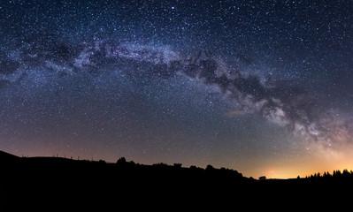 Milchstraßenpanorama