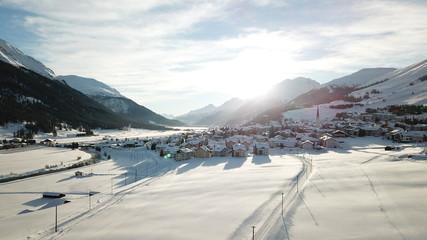 Zuoz Winter