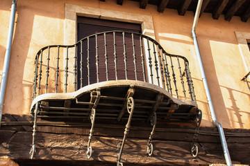 Balcones de Riaza