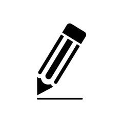 Pencil icon Symbols Vector. edit vector