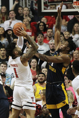 NCAA Basketball: West Virginia at Texas Tech