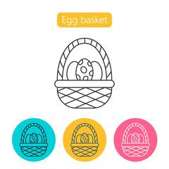Easter symbol for your web design, logo.