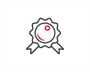 Badge Icon Vector