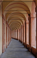 San Luca arcade is the longest porch in the world