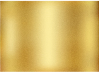 Vector gold blurred gradient style background. Wall mural
