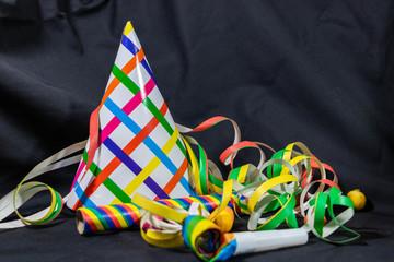 Faire la fête, cotillons et serpentins pour canaval, anniversaire, saint sylvestre