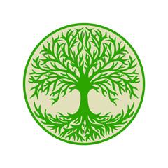Tree of life, celtic symbol