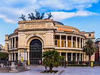 Teatro Politeama Garibaldi, Palermo