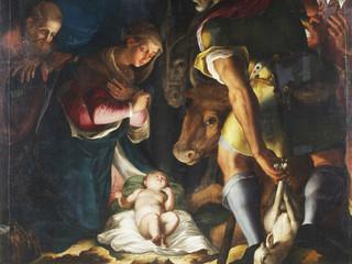 Nativity, Adoration of the shepherds