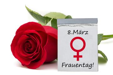 Frauentag 8.März