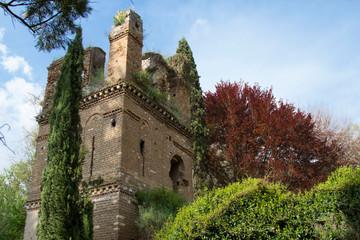 Castello Giardino di Ninfa