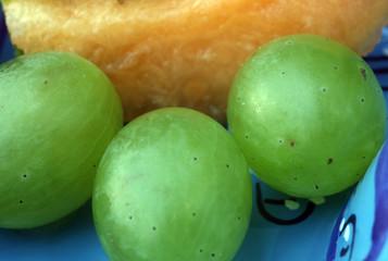 Grape berries