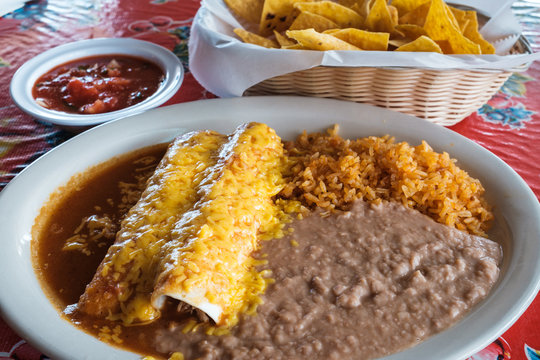 Traditional Mexican Cuisine