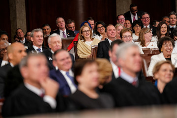 State of the Union address in Washington