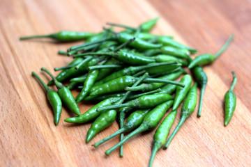 Green Chilli Pepper