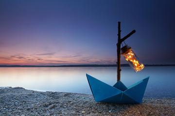 Strand und Meer, Romantik