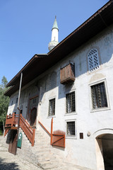 Hajji Alibeg mosque in Travnik, Bosnia and Herzegovina