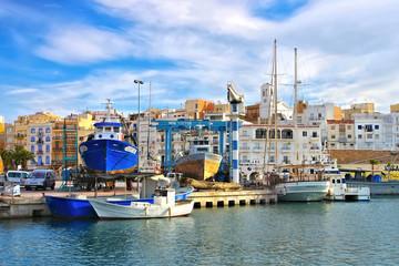 L'Ametlla de Mar an der Costa Dorada in Spanien - L'Ametlla de Mar near Tarragona, Costa Dorada, Catalonia