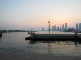 Shandong Qingdao Olympic sailing center, Qingdao City, shandong province, China