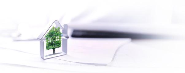 Fototapeta immobilier,projet,real estate obraz