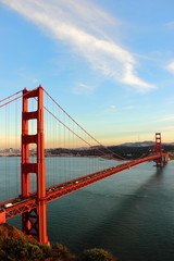 Golden Gate Bridge - San Francisco - America