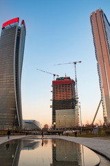 Citylife skyscrapers, Milan