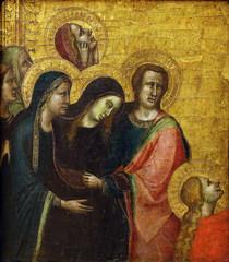 Crucifixion, detail