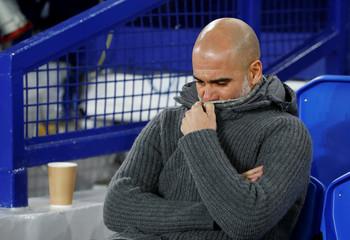 Premier League - Everton v Manchester City
