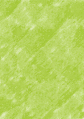 Green abctract background, spotty fabric texture, vector grunge background, abstract shabby background, screen print texture