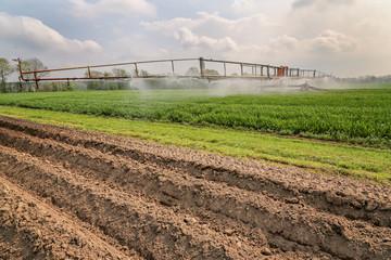 field_irrigation