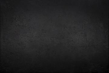 Beautiful texture background. Black concrete and paint.