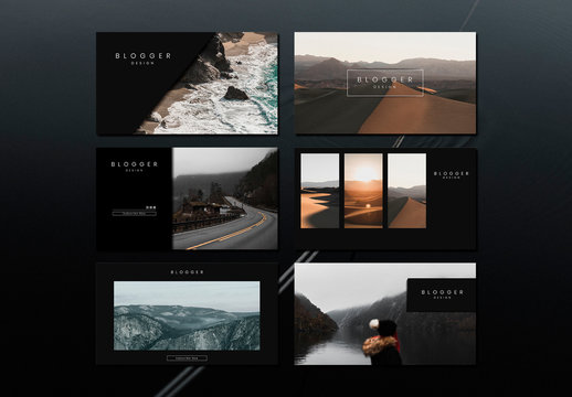 Social Media Cover Layouts