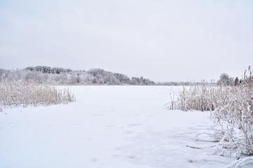 Zima w Polsce. Warmia