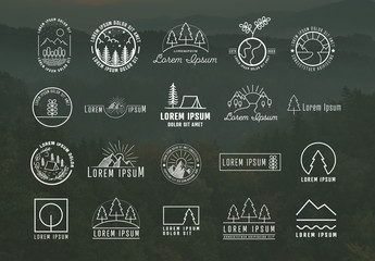 Environmental Logo Set