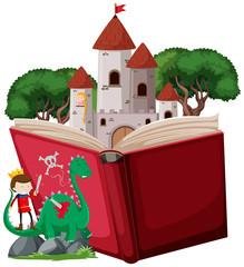 Prince fairy tale story