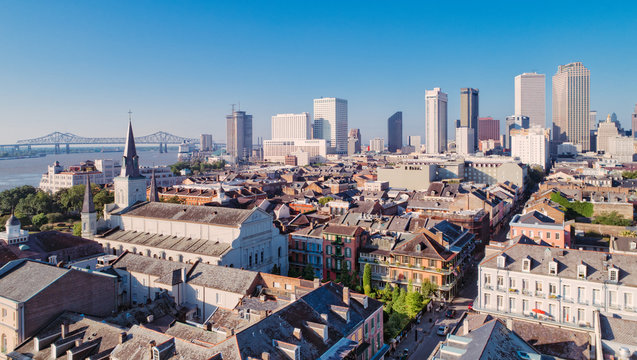 New Orleans Aerial