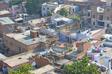 View of Jaipur, India